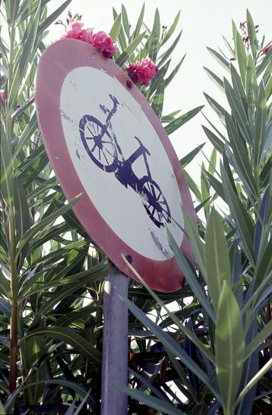 @RobAng 2003, Nord-Griechenland per Velo: Tag16+17, Korfu
