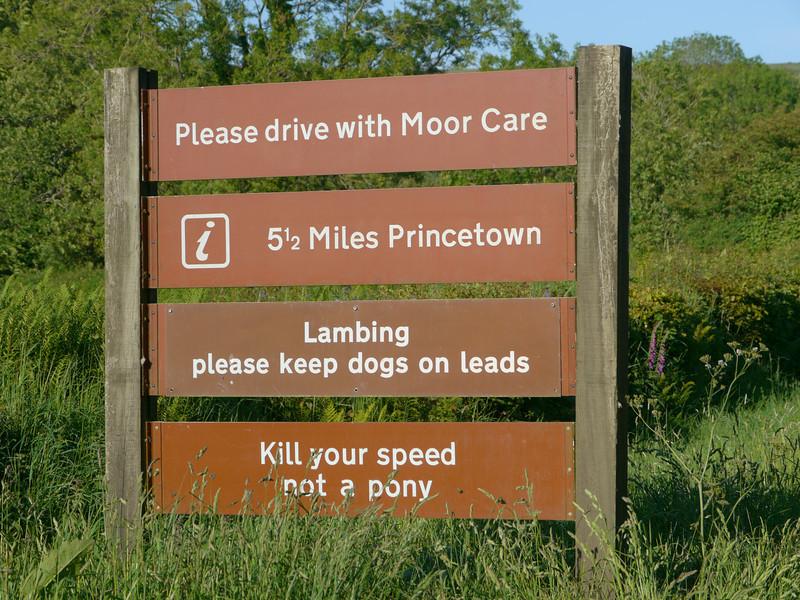 © RobAng 2011, Velotour GB (Dorset-Devon-Cornwall), Devon, Petertavy, Whitchurch, 170 m