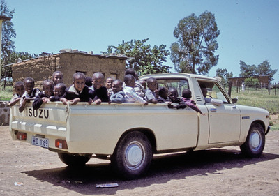 Südafrika 1985, ©RobAng