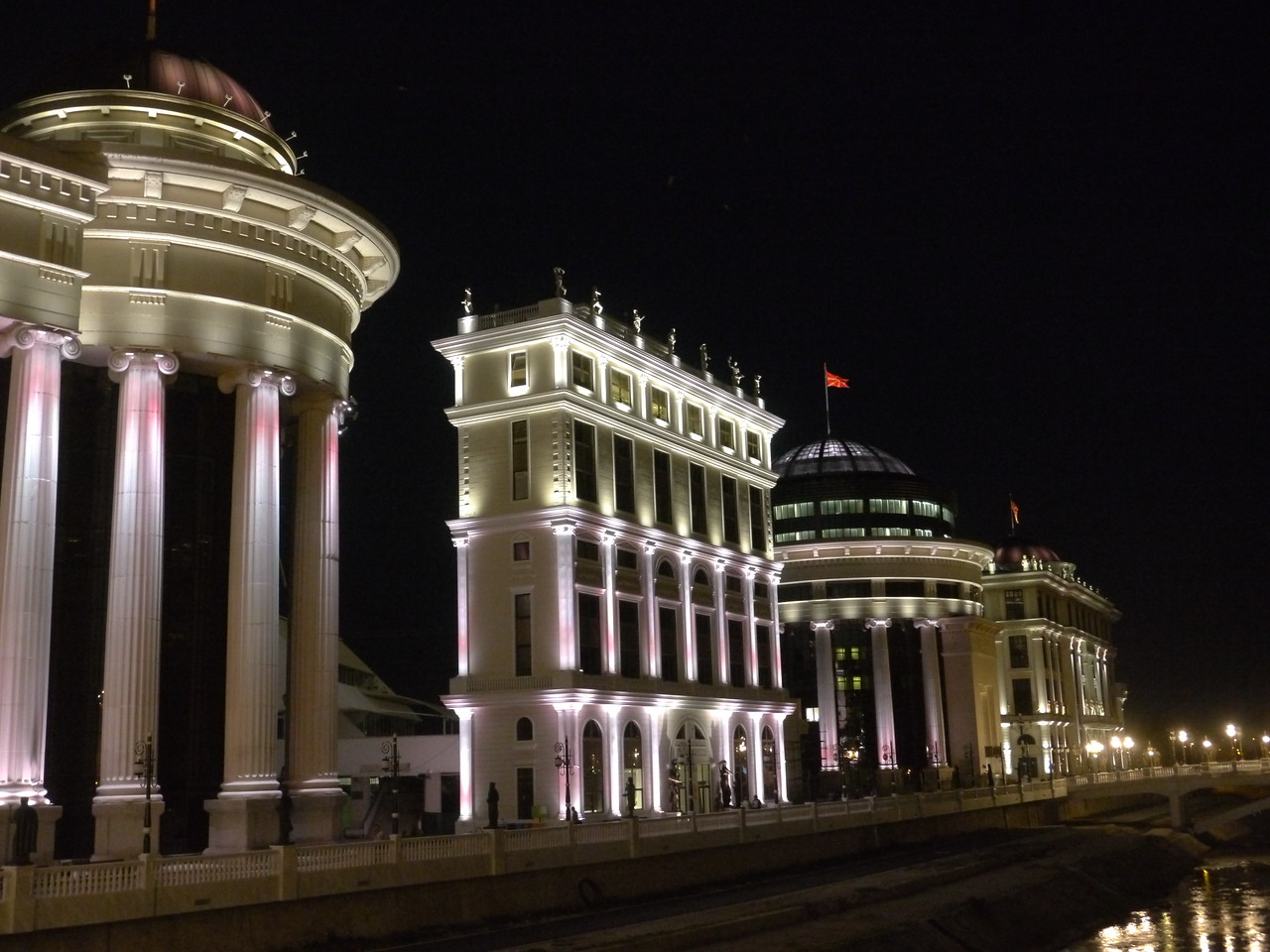 @ Aug. 2014 / Skopje, Skopje, , MKD, Mazedonien, 248 m ü/M, 26/08/2014 19:56:23