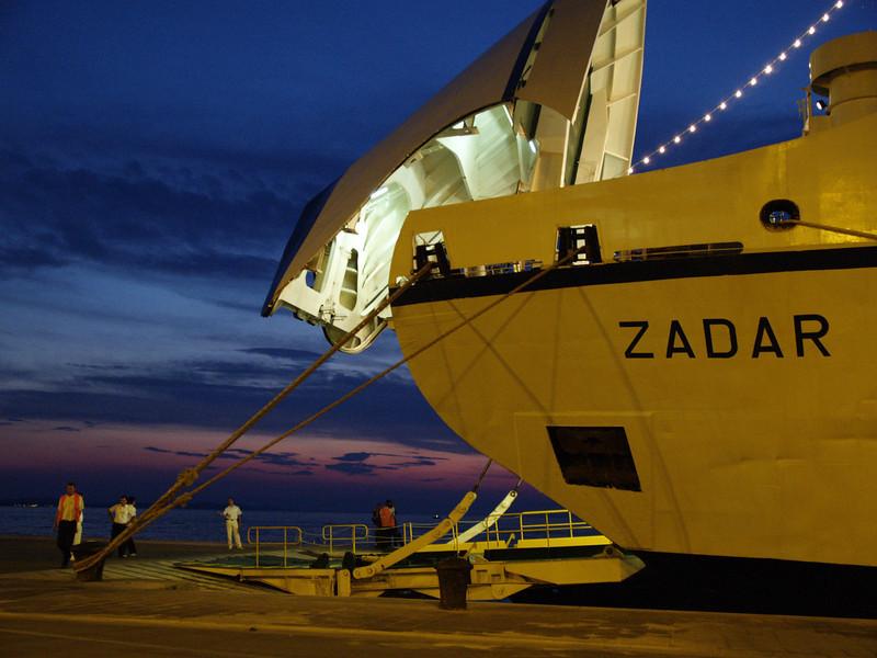 2006/07/12 21:16:24 /  ©RobAng /  Croatia - Kroatien / Zadar