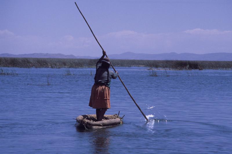 Peru 1988 / Amantani (Titicaca See) / © RobAng