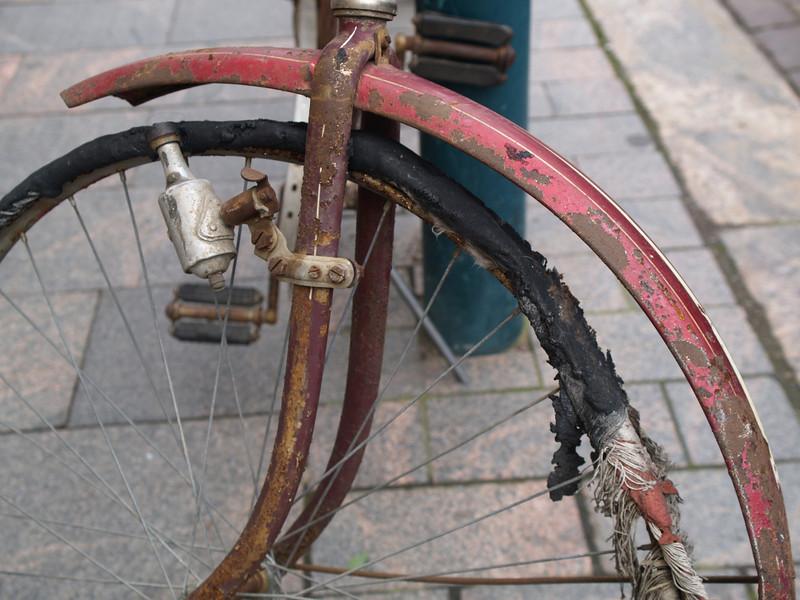 Helsinki (Finnland) / Winterthur-St.Peterburg-Winterthur by bicycle / © Rob Tani 6.9. - 8.9.08