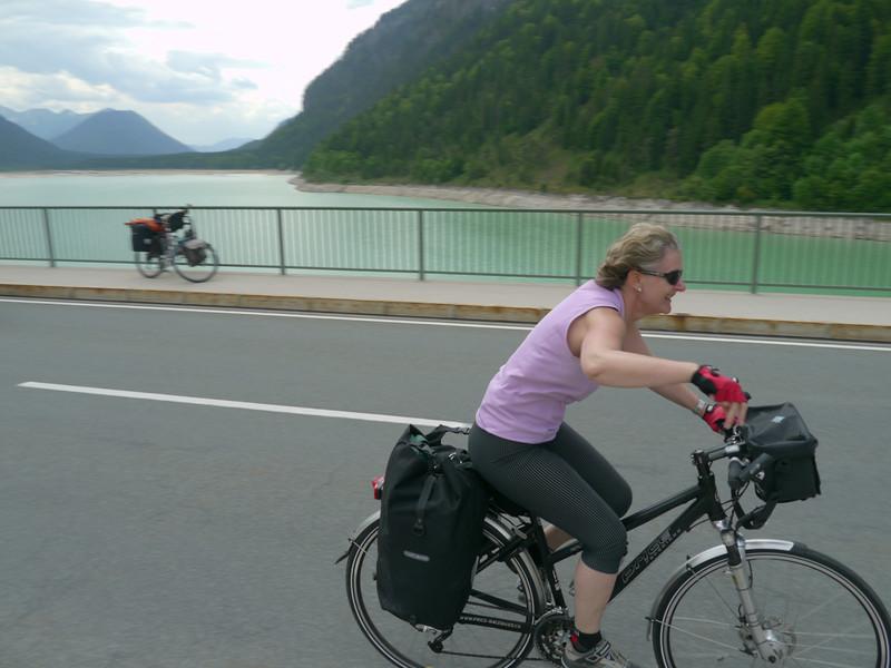 Fall, Jachenau, 794.661 m, Deutschland /  RobAng, 2012/05/27 15:51:09