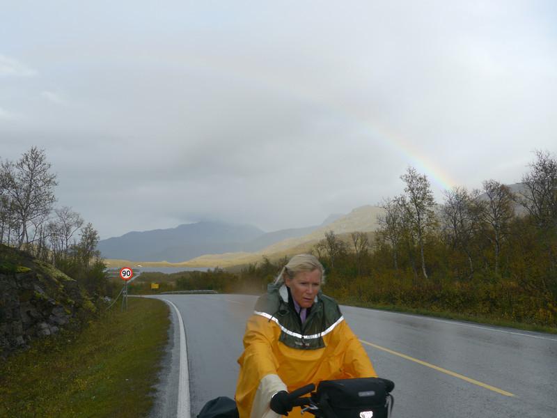 Velotour Lofoten-Vesterålen-Narvik / @RobAng 2012 / Elvegard, Bjerkvik, Nordland, NOR, Norwegen, 359 m ü/M, 14/09/2012 14:54:54