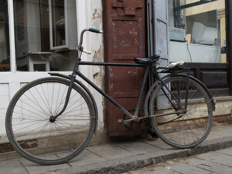Mazedonien (Macedonia) by bicycle / © Rob Tani, Febr. 2008 / Bitola