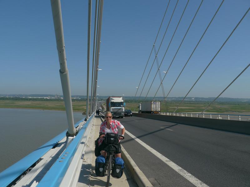 © RobAng 2011, Heimreise per Auto ab Le Havre von Velotour GB (Dorset-Devon-Cornwall), Basse-Normandie, La Rivière-Saint-Sauveur, Höhe 0 m