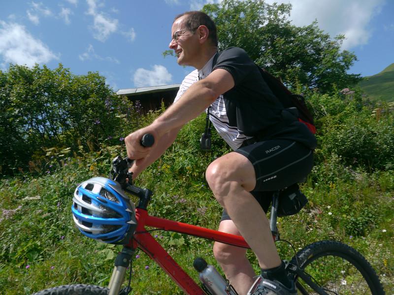 Fideriser Heuberge, Fideris, 1903.86 m, Schweiz / 2012/07/27 12:52:17