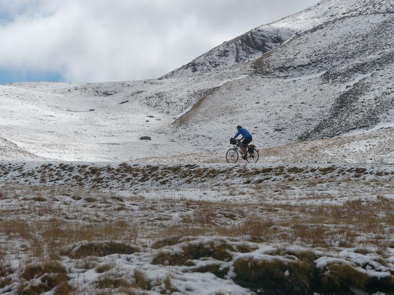 © RobAng 2010 -- Col de l' Iseran, Rhône-Alpes, France - 2763.77 m