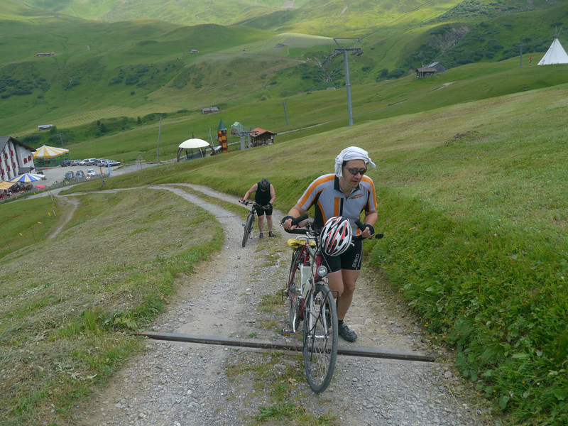 Berghaus Arflina, Fideriser Heuberge, 1992.67 m, Schweiz / 2012/07/27 14:03:12