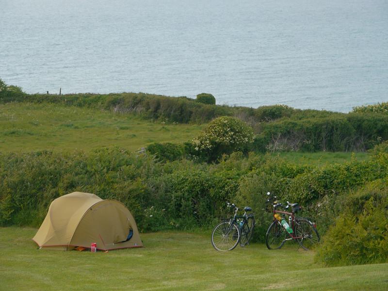 © RobAng 2011, Velotour GB (Dorset-Devon-Cornwall), Cornwall, St Ives, St. Ives, 52 m