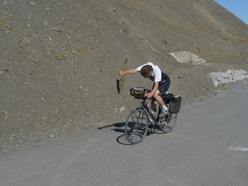 © RobAng 2010 -- Col de la Bonette, Passhöhe, Provence-Alpes-Côte d'Azur, France - 2800.39 m