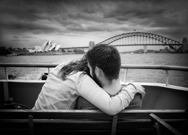 Ferry to Manly 2015