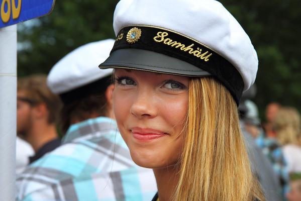 Parade and prom (high school exam 2011)