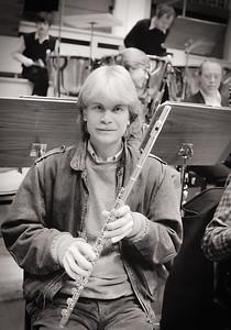 Göran Ståhl, principal flute