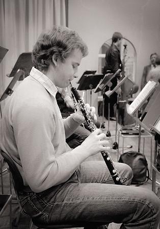 Bengt Rosengren, principal oboe