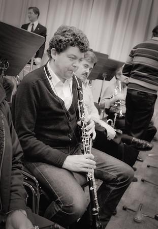 Bo Eriksson, cor anglais