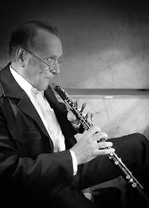 Tivadar Bantay, oboe
