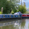 2 BARGES ON THE STORT by GILL THURGOOD