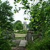 WIMPOLE HALL FOLLY by GILL THURGOOD