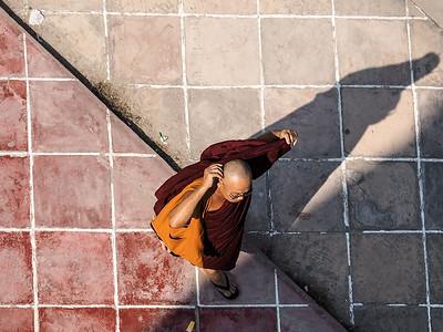 Head Monk