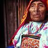 The Kuna Indians' matriarchal society sees inheritance pass through its women. Kuna Yala, San Blas Islands, Panama.
