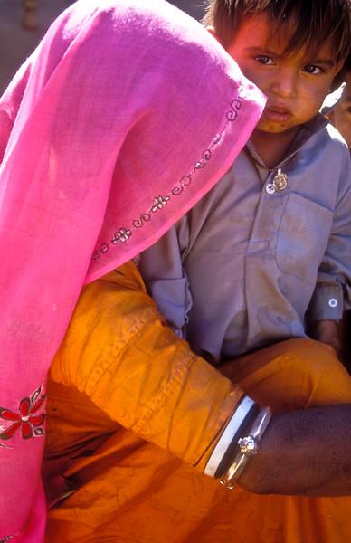 India_Thar Desert Tribe Gadulia Lohars