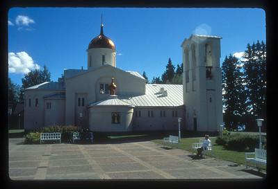 Valamo Orthodox monastery, Finland.