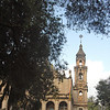 The Cathedral of the Holy Trinity, Addis Ababa, Ethiopia.