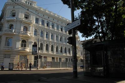 Odessa, Ukraine, 2007.