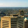 Above Sydney, Australia.
