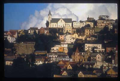 Antannarivo, capital of Madagascar.