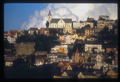 Antannarivo, capital of Madagascar.