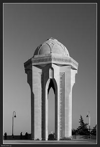 Shahidlar Monument