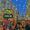 XMAS APPROACHES- DRAWN LIKE MOTHS TO A FLAME by John Brook