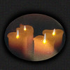 CANDLES by Peter Johnson