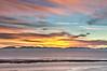 Winter Sunset - Wreck Beach. Vancouver, B.C.