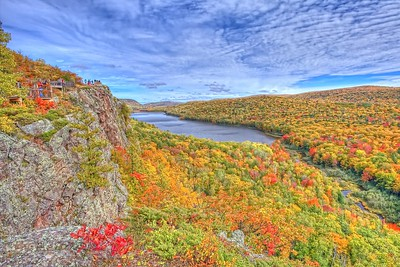 Porcupine Mountains Autumn