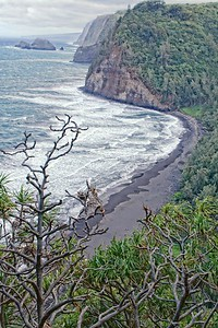 Pololu Valley Coast