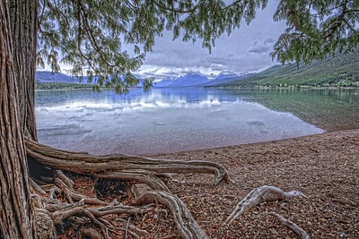 Lake McDonald HDR