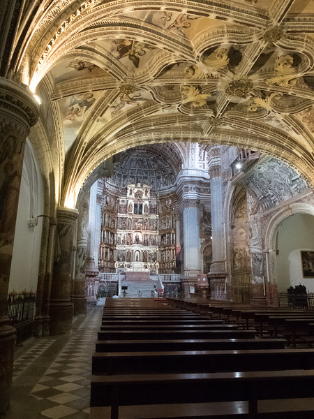 Church of San Geronimo, Granada, Spain