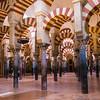 The Mezquita, Córdoba, Spain