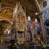 Baldachino, St. John Lateran, Rome, Italy