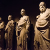 Statues in the museum, Siena Cathedral, Italy
