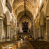 Exeter Cathedral, England