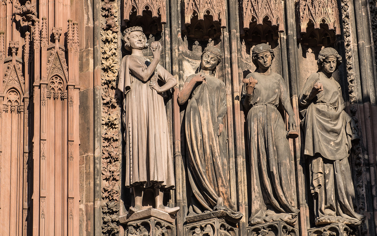Strasbourg Cathedral, France