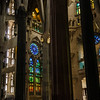 Basilica of the Sagrada Familia, Barcelona, Spain