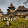 Fortified church, Viscri, Romania