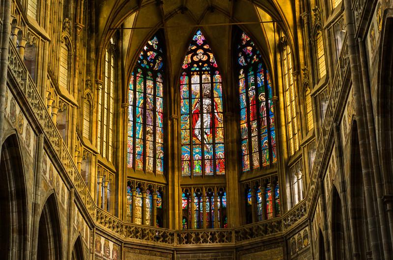 Castle Church, Prague, Czech Republic