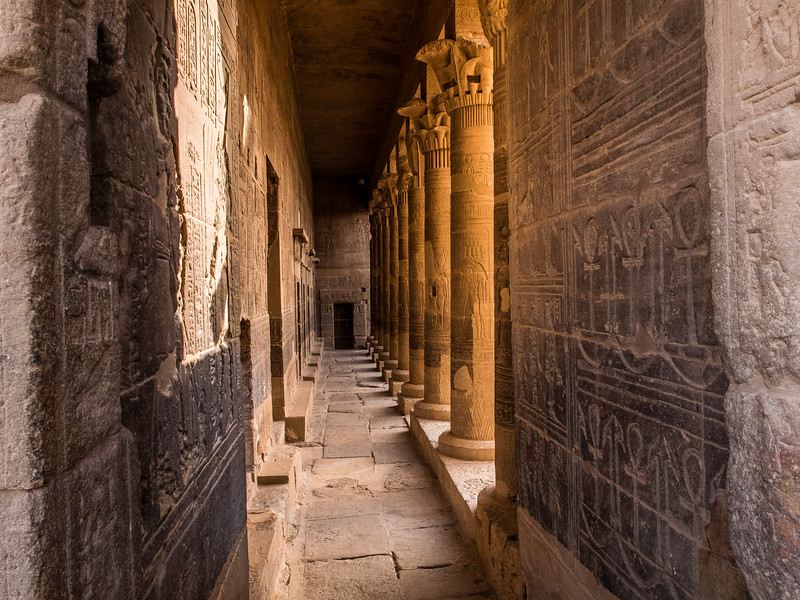 Philae Temple, Nile River, Egypt